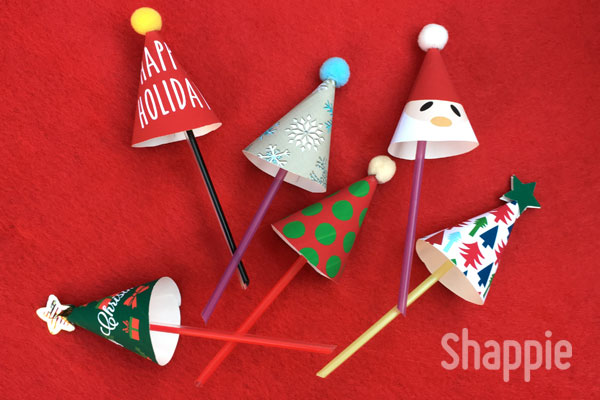 クリスマスケーキトッパー-shappie