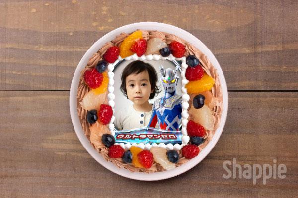 ウルトラマンケーキ-ゼロ
