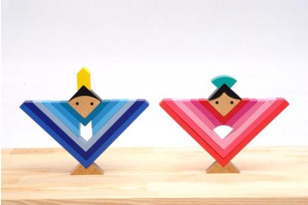 ヒナキューブ-ひなまつり遊び
